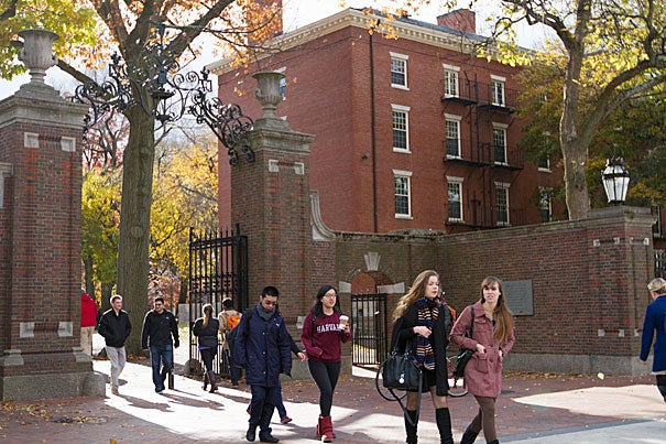 Under the Early Action program, Harvard sent admission notifications to 992 prospective members of the Class of 2018.