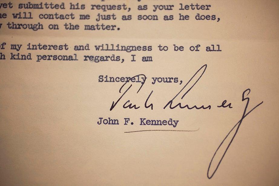 "John F. ""Jack"" Kennedy, 1959"