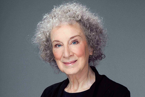 Harvard Arts Medal recipient Margaret Atwood is the author of more than 40 books of fiction, poetry, and critical essays.