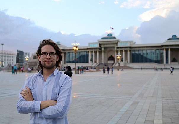 Alessandro Demaio, a Harvard Global Equity Initiative fellow, says the typical person suffering a noncommunicable disease today is a woman under 70, living in poverty, most likely in Asia. To raise awareness of this, Demaio and others started started a global nonprofit named NCDFREE.