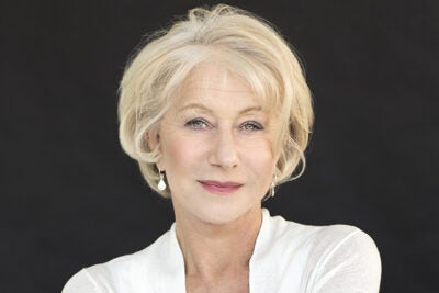 """As someone who adores pudding in all its manifestations ... suet, Christmas, treacle, bread-and-butter, Yorkshire, plum, figgy, etc., etc., I am so looking forward to the famous Hasty Pudding,"" said Dame Helen Mirren, who will be recognized as the 2014 Woman of the Year by Harvard's Hasty Pudding Theatricals on Jan. 30."