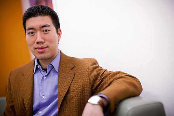 Led by David Liu, a professor of chemistry and chemical biology and a Howard Hughes Medical Institute investigator, a team of Harvard researchers recently developed the first system for enabling proteins to evolve continuously in the laboratory, without researcher intervention.