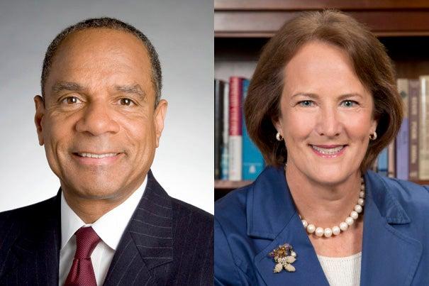 Kenneth Chenault and Karen Gordon Mills to join Harvard