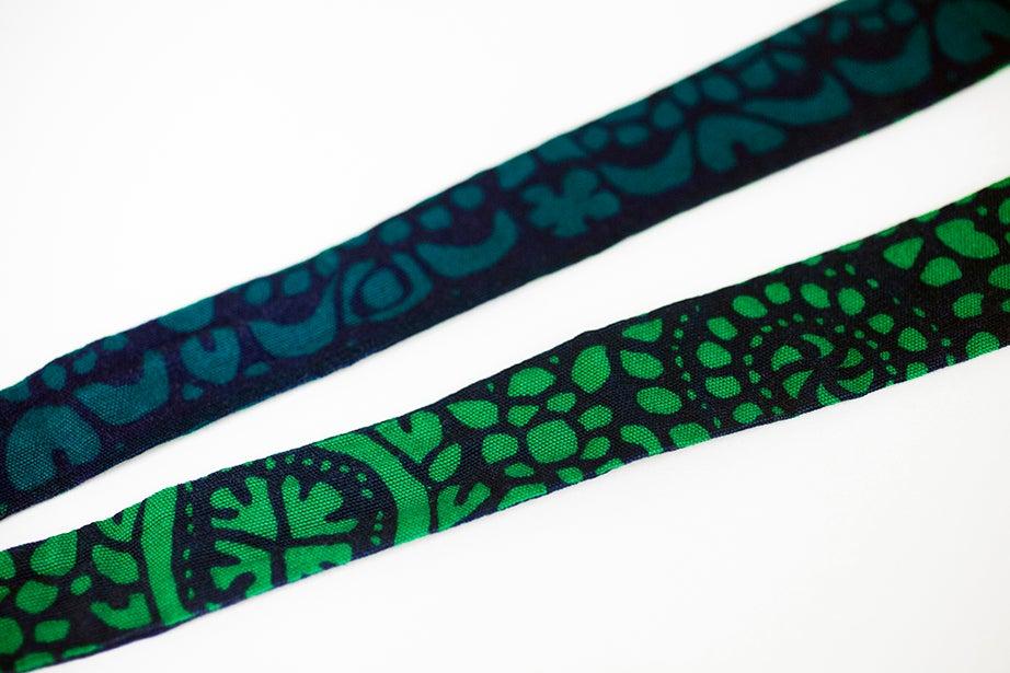 horizontal, bright, dashing cravats