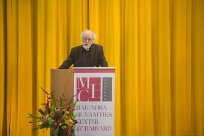 Rowan Williams (photo 1), the 104th archbishop of Canterbury, gave the first of his Tanner Lectures on Human Values on Tuesday.