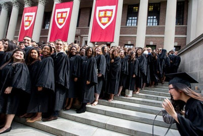 Harvard's 363rd  Commencement will be held on May 29.