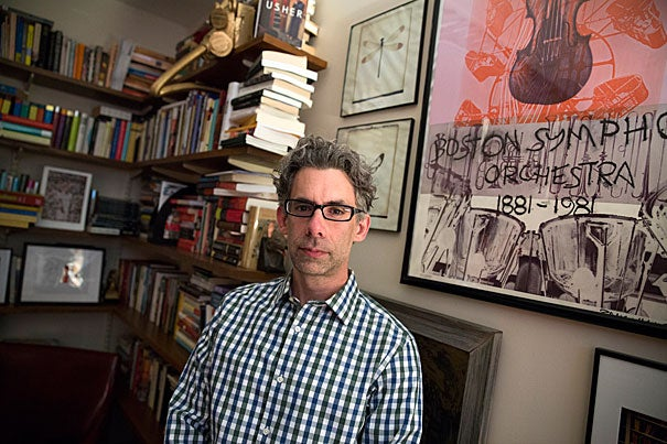 """Yeats and Bishop made Bret Anthony Johnston's summer reading list but, he said, """"I'm eager to happen upon unexpected used bookstores, tag sales, and library fundraisers, where I often buy books outside of my typical reading inclinations."""""""