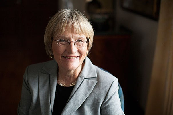 Harvard President Drew Faust, who will receive the Radcliffe Medal, was the founding dean of the Radcliffe Institute. Her tenure built on the rich traditions and important legacies of Radcliffe College and the Bunting Institute to establish a vibrant scholarly, scientific, and artistic community.