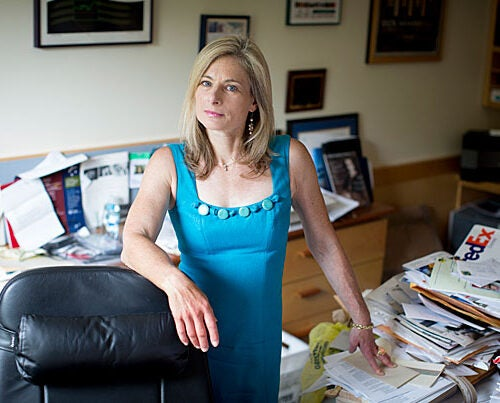 """We have some genuinely new ideas,"" said Lisa Randall, the Frank B. Baird Jr. Professor of Science. ""I'll say from the start that we don't know if they're going to turn out to be right, but what's interesting is that this opens the door to a whole class of ideas that haven't been tested before, and potentially have a great deal of interesting impacts."""