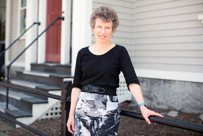 """""""It was really a shocking realization that this was happening,"""" said Mary Brinton, Radcliffe Hrdy Fellow and chair of Harvard's sociology department. For the past several years, Brinton and a team of collaborators have explored declining fertility rates in postindustrial societies, in work partly funded by the National Science Foundation."""