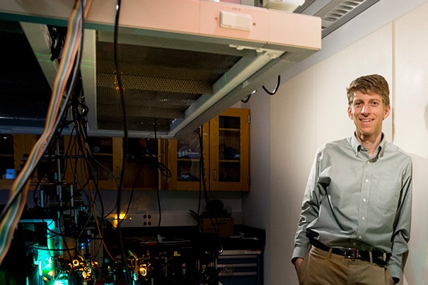 """""""Modern chemistry often demands scientists achieve technical specialization in a narrow field. In his laboratory at Harvard, Adam Cohen (pictured) breaks this mold ...,"""" said Vern Schramm, a member of the 2014 Blavatnik Awards National Jury."""