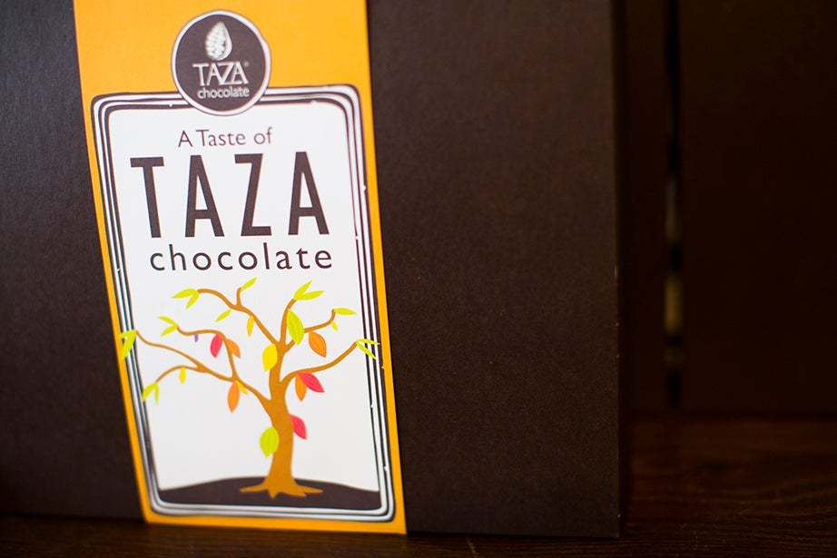 Founded in 2006, Taza specializes in Mexican-style chocolate.