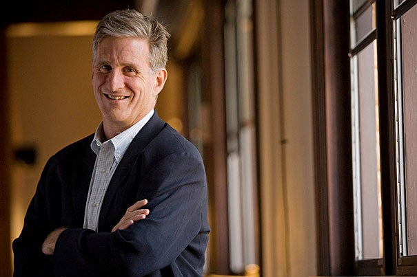 """Harvard Graduate School of Education's Richard Weissbourd discusses his latest report, """"The Children We Mean to Raise."""""""