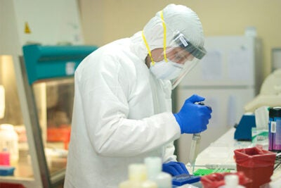A team of researchers from the Broad Institute, Harvard University, and elsewhere has sequenced and analyzed dozens of Ebola virus genomes in the present outbreak. Their findings could have important implications for rapid field diagnostic tests.
