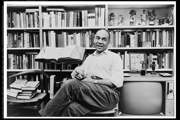 """Novelist Ralph Ellison was a panelist at a Harvard conference on the novel in 1953, just months after """"Invisible Man"""" gave him lifetime literary visibility. Newly discovered audio from the event provides a rare early glimpse of an extemporaneously incisive Ellison, who went on to make a living as a teacher and literary journalist."""