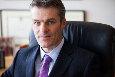 Harvard faculty member  and alumnus Stephen Blyth will become the next president and chief executive officer of Harvard Management Company, the University announced today.