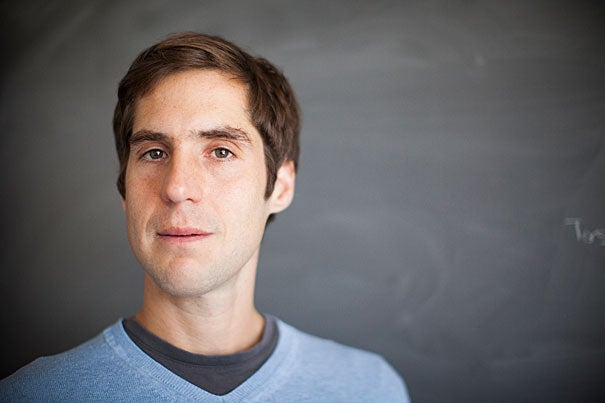 Professor of Mathematics Jacob Lurie was today named a MacArthur fellow.