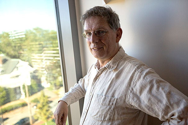 Herschel Smith Professor of Molecular Genetics Andrew Murray will use his Howard Hughes Medical Institute grant to support the training and hiring of teaching fellows for an experimental class scheduled to launch next fall.
