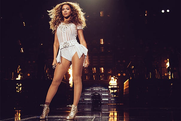 """""""She's clearly among the most powerful people in the music industry at the moment … so to understand the operation behind such a powerful figure is always very interesting,"""" said Harvard Business School's Anita Elberse, who co-wrote a new case study to be published next week examining what it took to pull off Beyoncé's secret fifth solo album, which she released to the public's surprise."""