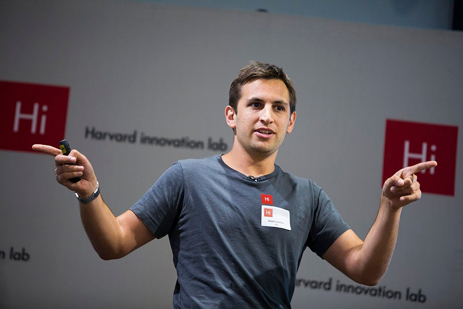 Rami Lachter presents for Villy, a company that offers personalized recommendations for hotels based on advanced algorithms and local expertise.