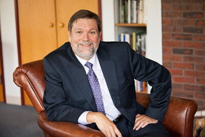 "After 11 years as dean of Harvard Kennedy School, David T. Ellwood is stepping down. ""I believe that institutions need and benefit from change, new ideas, and new leadership,"" he said. ""The future's looking very bright for the School."""
