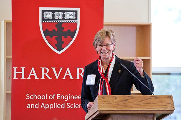 Cherry A. Murray, dean of the Harvard School of Engineering and Applied Sciences, will receive the National Medal of Technology and Innovation, one of the nation's top honors for achievement and leadership in the advancement of science and technology.