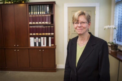 """""""SEAS has made incredible progress toward becoming a new kind of engineering school, one that is embedded in the liberal arts and not constrained by traditional disciplinary boundaries,"""" said  Cherry A. Murray, dean of Harvard's School of Engineering and Applied Sciences. Murray announced that she will be stepping down as dean at the end of December."""