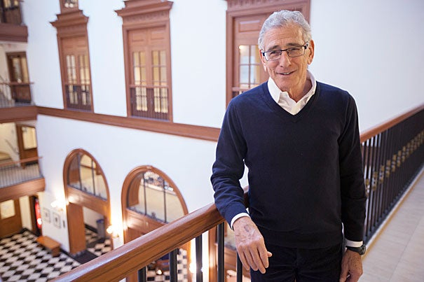 """We've actually increased our total spending on public education in the last 30 years by 100 percent in real dollars, and what we noticed is that there's some but very little correlation between high performance and more money,"" said Allen Grossman, a senior fellow and retired M.B.A. Class of 1957 Professor of Management Practice at HBS, who led the project's education research."