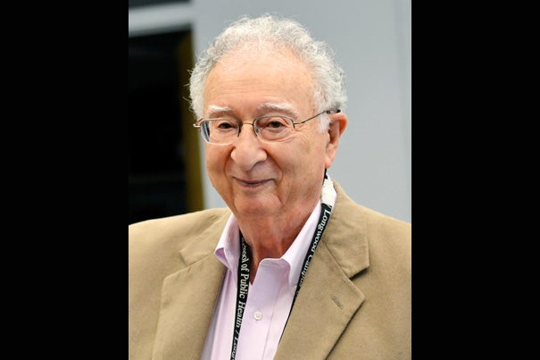 Harvard Professor Marvin Zelen was noted for developing the statistical methods and study designs that are used in clinical cancer trials, in which experimental drugs are tested for toxicity, effectiveness, and proper dosage.
