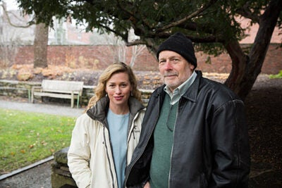 """Generally speaking, most people agree that the presence of nature supports health and well-being,"" said Julia Africa, who was co-leader, with John D. Spengler, the Akira Yamaguchi Professor of Environmental Health and Human Habitation, of the 2013 Natural Environments Initiative Workshop at the Radcliffe Institute for Advanced Study."