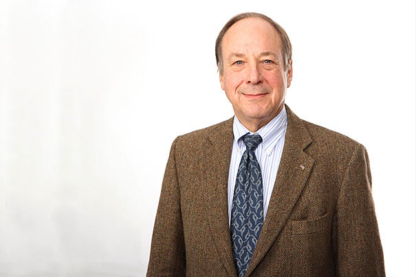 Harry R. Lewis, Gordon McKay Professor of Computer Science, has been appointed the interim dean of the Harvard School of Engineering and Applied Sciences effective Jan. 1.
