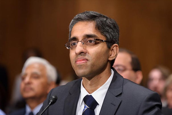 Vivek Murthy of Harvard Medical School has been confirmed as U.S. surgeon general. Murthy's areas of focus will include smoking, obesity, mental illness, and infectious disease. President Obama's nomination of Murthy had been held up more than a year. In February Murthy testified at a hearing before the U.S. Senate Committee on Health, Education, Labor and Pensions.