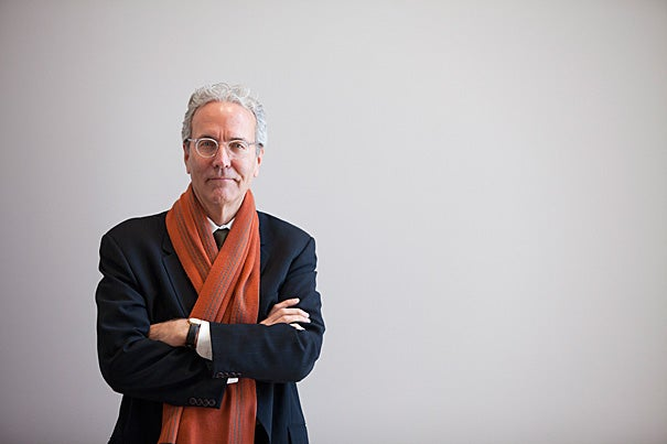 """""""The museums have been taken apart and put back together again to create a new kind of teaching facility that is already realizing its potential, so in large part our goal has been accomplished,"""" said Thomas W. Lentz, the Elizabeth and John Moors Cabot Director of the Harvard Art Museums, who will step down July 1."""
