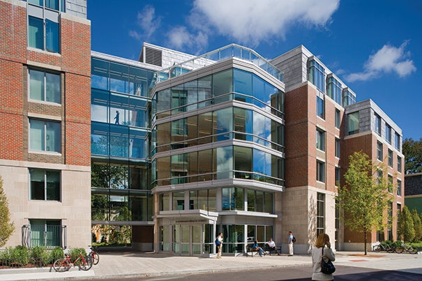 One of the 70 properties managed by Harvard University Housing includes apartments at 5 Cowperthwaite St.