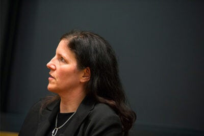 "The Nieman Foundation presented the I.F. Stone Medal for Journalistic Independence to documentary filmmaker Laura Poitras, whose film ""Citizenfour"" has been nominated for an Oscar."