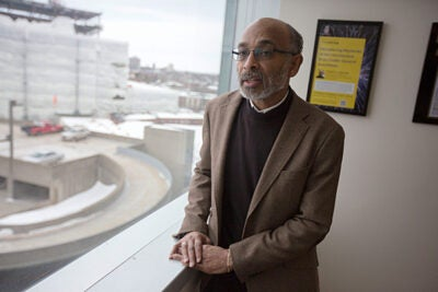 "Harvard Medical School and Massachusetts General Hospital Professor Emery N. Brown, who also holds appointments at the Massachusetts Institute of Technology, was named to the National Academy of Engineering. ""I was trained as an interdisciplinary person. That's why [my work] crosses all these interesting areas,"" Brown said."