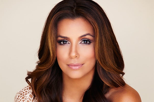 Eva Longoria is the founder of the Eva Longoria Foundation, which helps Latinas build better futures for themselves and their families through education and entrepreneurship.