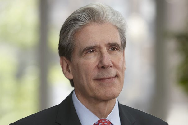 Julio Frenk has been named the next president of the University of Miami. Frenk has served as dean of the Harvard T.H. Chan School of Public Health since 2009.