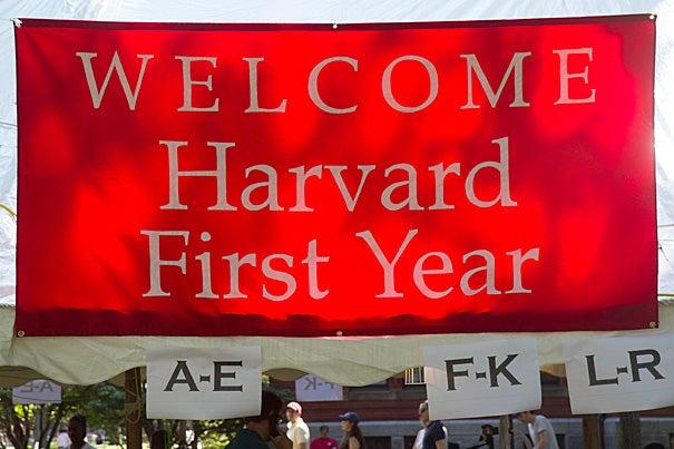 Strong enrollment for Class of 2019 – Harvard Gazette