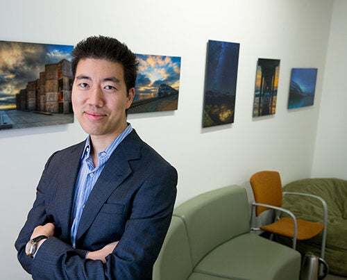David Liu, professor of chemistry and chemical biology, and his colleagues have begun to unlock the mystery of how to improve the specificity of genome-editing proteins.