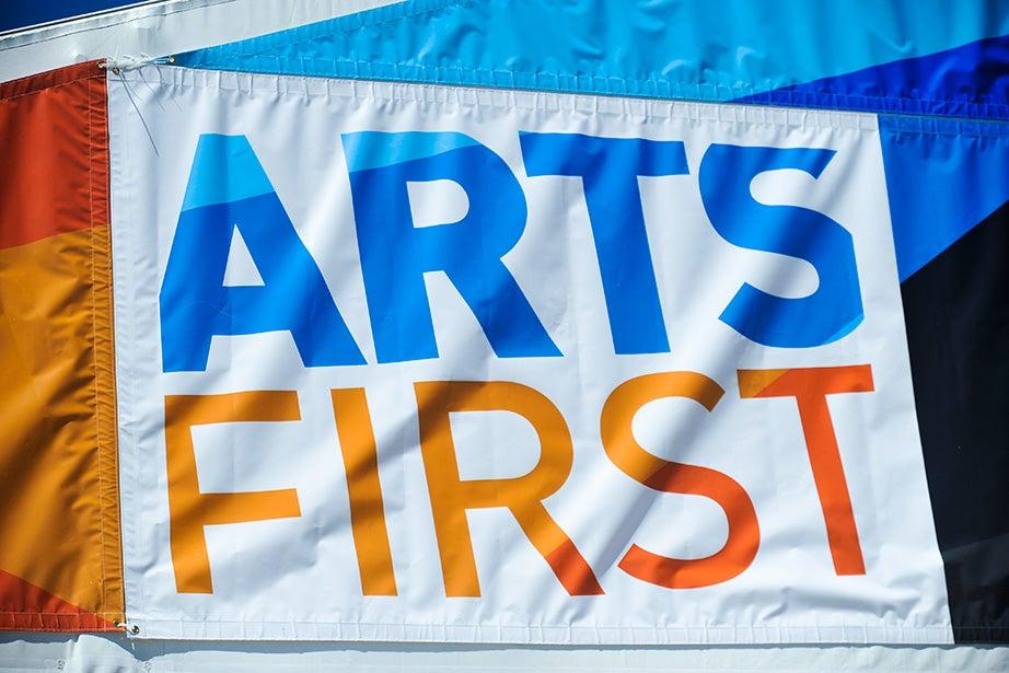 Until next year, Arts First! Jon Chase/Harvard Staff Photographer
