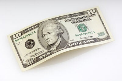 """The U.S. Treasury is soliciting design suggestions from the public via thenew10.treasury.gov. The only requirements for a candidate are that she be deceased and someone """"who was a champion for our inclusive democracy."""" Some of the suggestions include Harriet Tubman, Eleanor Roosevelt, Harriet Beecher Stowe, Sally Ride, and Ella Fitzgerald."""