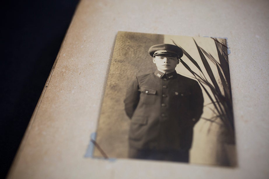 "A Japanese army sergeant carefully documented his time connected with Manchukuo in a scrapbook, providing a microcosmic view of the military experience. After taking a service entrance examination in 1937, he wrote, ""I feel I'm part of Japan."""