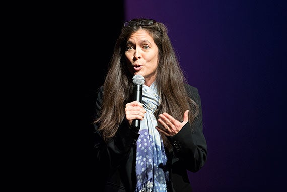 "American Repertory Theater Artistic Director Diane Paulus told the Farkas Hall audience that the new concentration will promote collaboration and risk taking and that program graduates ""will not only become leaders in the arts, but also leaders in political spheres, in journalism, in the business world, in the realm of social justice."""