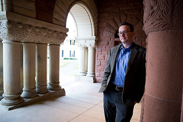 Larry Schwartztol is heading up a new Harvard Law School program that aims to help reform the nation's criminal justice system, with assistance from Harvard students and faculty.