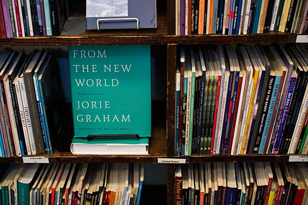 """Jorie Graham's poetry — inspired, idiosyncratic, ever-changing, beautiful — has been with us for almost 30 years,"" said Harvard's Helen Vendler. ""This selection, a comprehensive sampling, will remind readers of some poems already familiar, and will bring new readers to this poet of depth, empathy, and arresting music."""
