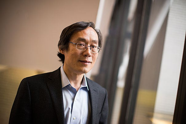 """""""The number of people diagnosed with diabetes increased dramatically from early 1990s until 2010-2011, then plateaued over the past several years, and came down substantially in 2014,"""" said Frank Hu, a professor of nutrition and epidemiology at the Harvard T.H. Chan School of Public Health and the principal investigator of the diabetes component of the landmark Nurses' Health Study. """"I think the trend is pretty robust."""""""