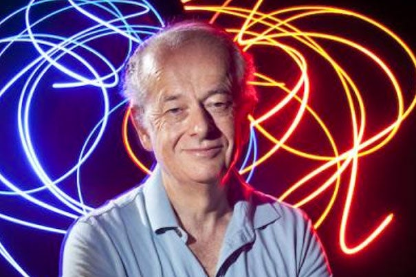 Federico Capasso, the Robert L. Wallace Professor of Applied Physics and Vinton Hayes Senior Research Fellow in Electrical Engineering, is being recognized with the Rumford Prize.