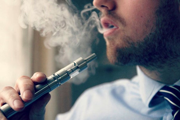 Chemical flavorings found in e-cigarettes linked to lung
