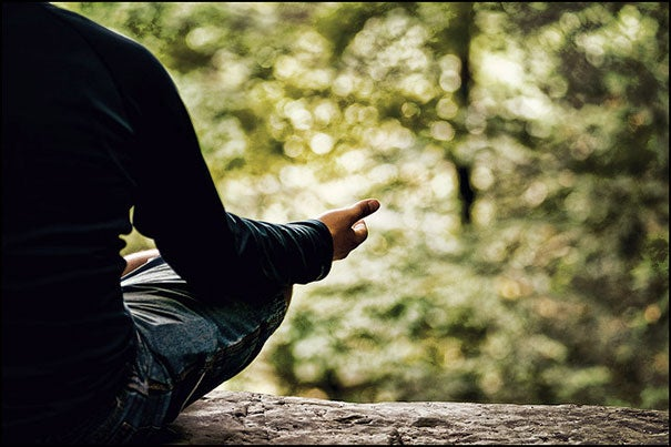 With support from a recent anonymous gift, the Center for Wellness at Harvard University Health Services sponsors several meditation options, including four-week courses based on a mindfulness curriculum specifically geared toward college-aged students, 20-minute drop-in sessions at the Serenity Room at Grays Hall, and weekend and weeklong retreats.